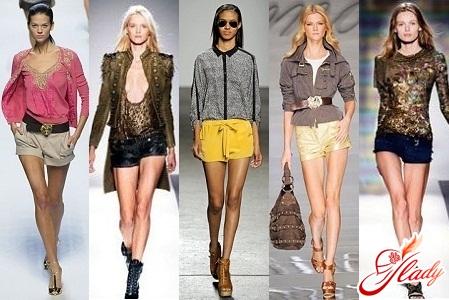 шорти короткі зимові жіночі