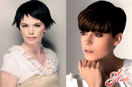 types of haircuts for short hair