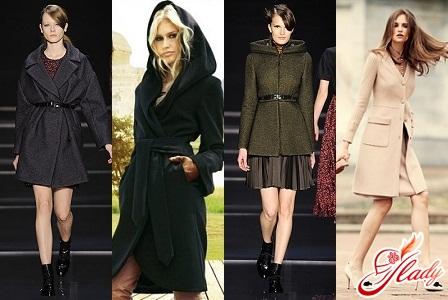 woolen women's coats