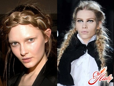 fashion hairstyles from plaits
