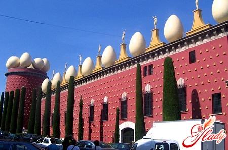 Theater-Museum of Salvador Dali
