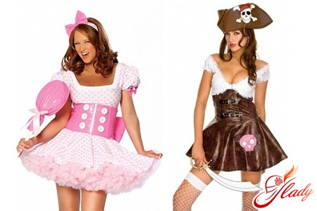 Rare costumes for Halloween for women