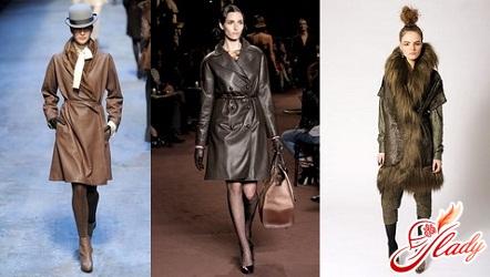 leather coat 2016 photos