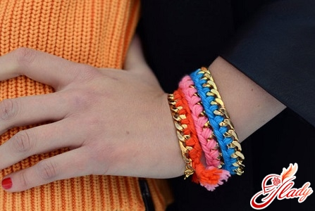 beautiful bracelets with your own hands
