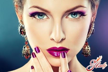 макіяж для великих очей