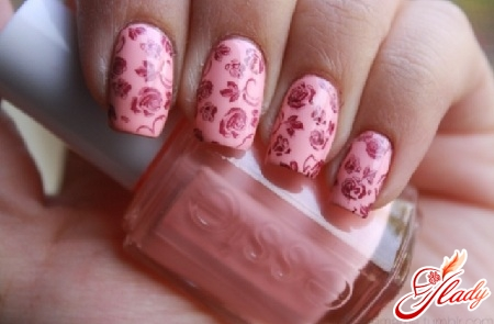 beautiful manicure