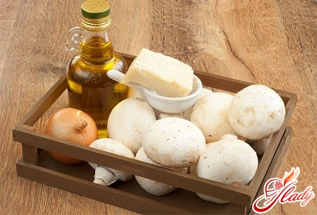 інгредієнти для крем-супу