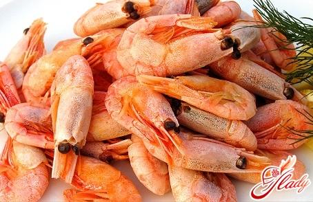 shrimp in sauce recipe