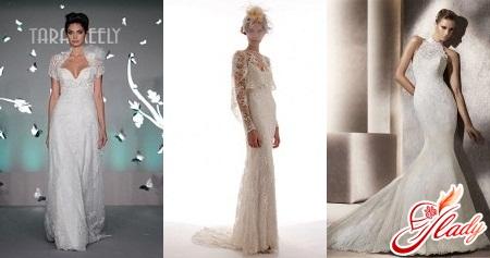 fashionable wedding dresses 2016 lace