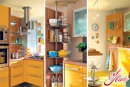 kitchen layout small
