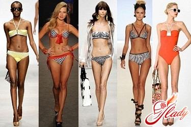 2012 fashionable swimwear