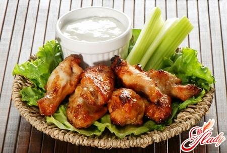 wings in honey soy sauce
