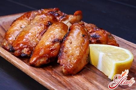 chicken in honey soy sauce