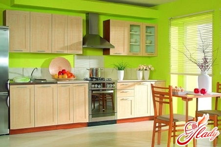 the correct arrangement of furniture in the kitchen by feng shui