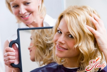 laminating hair at home