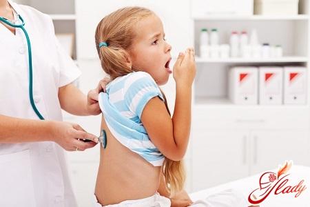 bronchitis in children