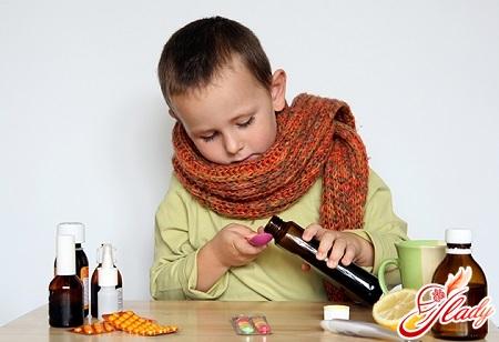 correct treatment of bronchitis in children