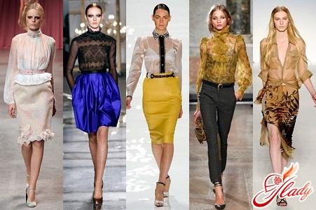 Fashionable blouses 2016