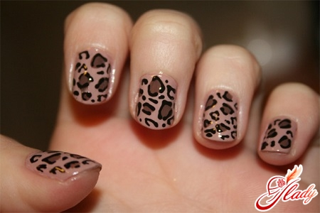 manicure for short nails