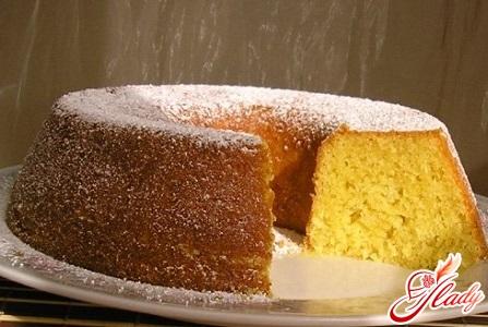 quick recipe for lemon cake