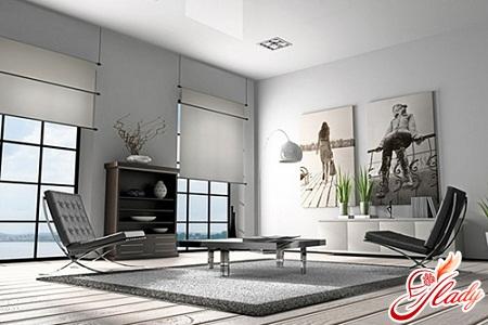 стиль лофт в інтер'єрі квартири