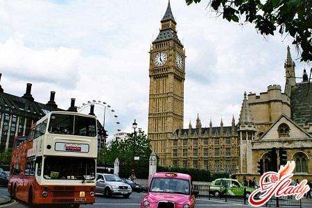 пам'ятки Лондона