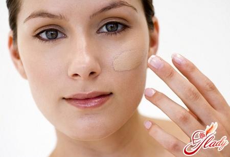 cream foundation for oily skin