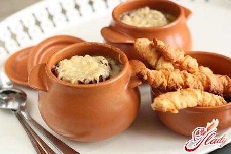 secrets of cooking onion soup