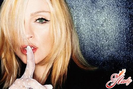 Madonna singer biography