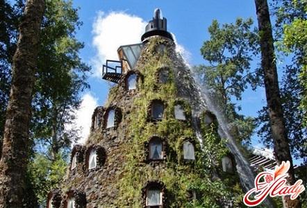 unusual hotels