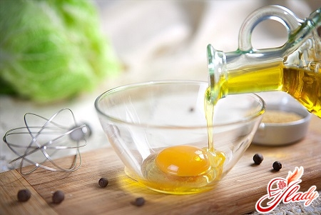 mayonnaise from whole eggs