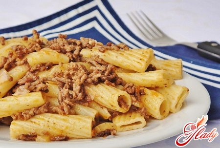 recipes macaroni in navy