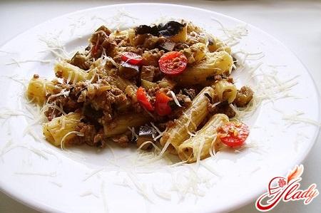 quick pasta recipe for navy