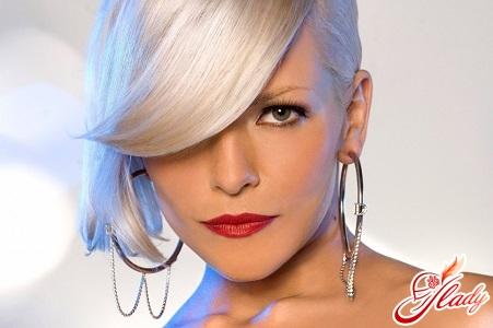 макіяж для блондинок з зеленими очима