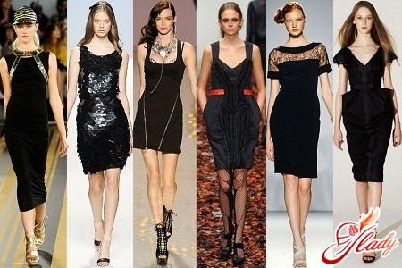 маленькі чорні сукні