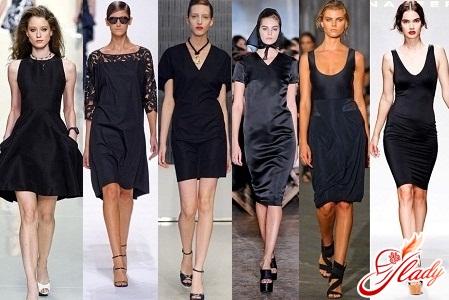 маленькі чорні сукні 2012
