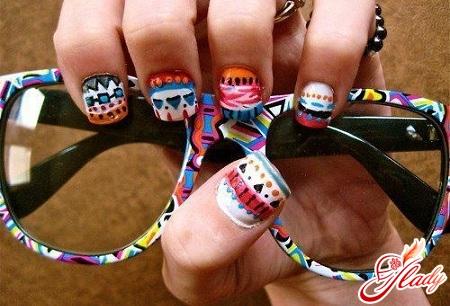 adolescent manicure