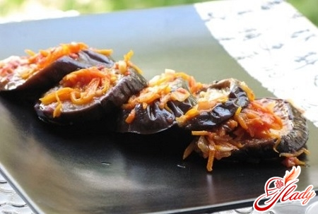 different recipes for pickling eggplants