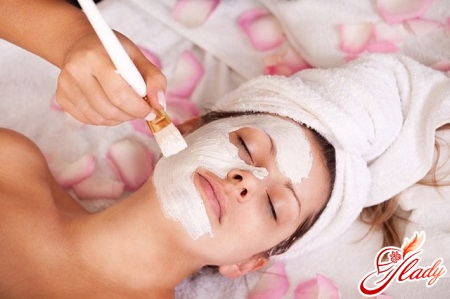 masks for the elasticity of the skin of the face