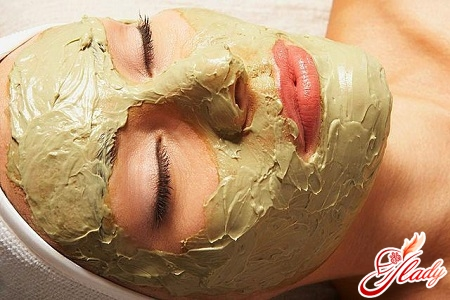 useful face mask from avocado