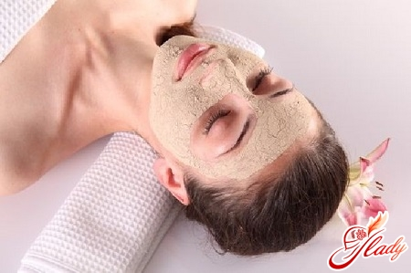 useful face mask made from oatmeal