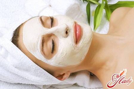 useful face mask from cottage cheese