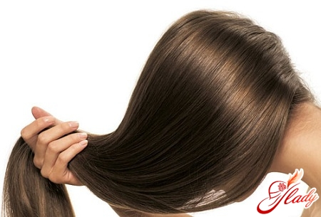 hair mask from olive oil