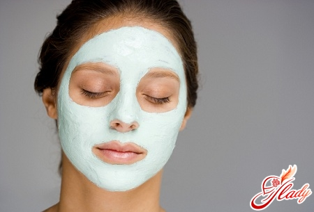 acne mask at home