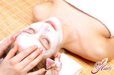 face mask olive oil