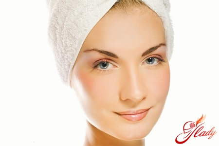Mask for dry skin of the face at home