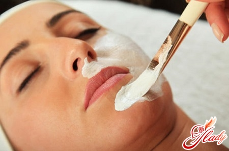 Face Mask at home for dry skin