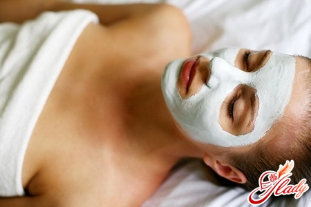 Masks for dry skin of the face at home