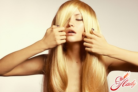 care of essential oils for hair