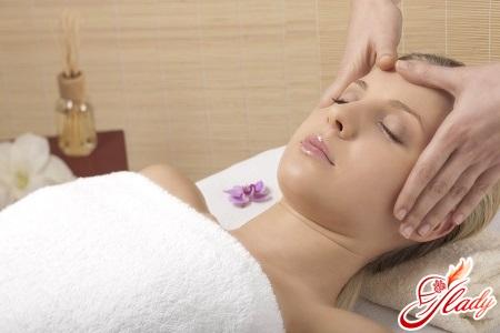 Asahi face massage